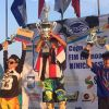 Abraham Alfaro campeón Latinoamericano 2015