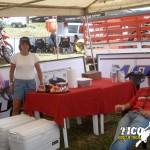 Lenna Larsson e Ignacio Pazos Padre de Moto Boutique